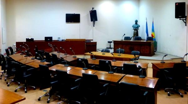 Conferencia en el HCD
