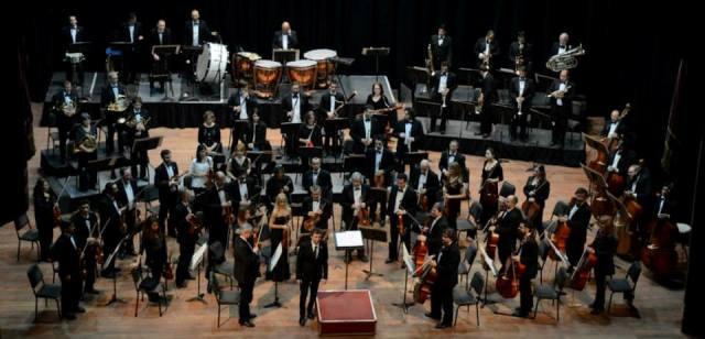 Nuevo concierto en el Teatro comunal