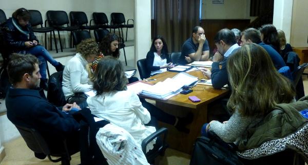 La Comisión del Fondo Educativo se reunió en el HCD