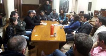 Reunión de la MSM en el HCD