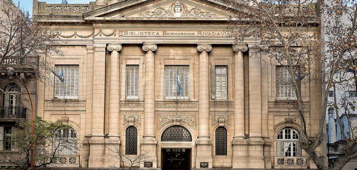 Actividades en la Biblioteca Rivadavia