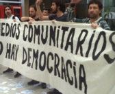 Radios comunitarias y cooperativas reinstalan reclamo por la Ley de Medios